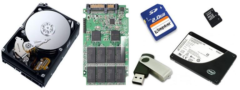 Récupération de données autre dispositifs